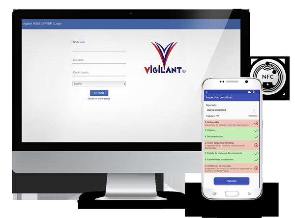 APP VIGILANT PLANIFICACION Y TAREAS - Aplicación