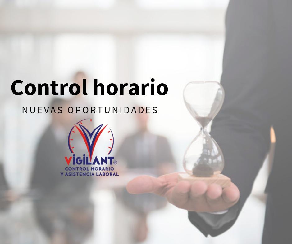 Jornada control horario - LECTOREASY