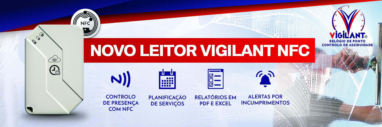 LEITOR EASY, CONTROLO DE PRESENÇA COM NFC