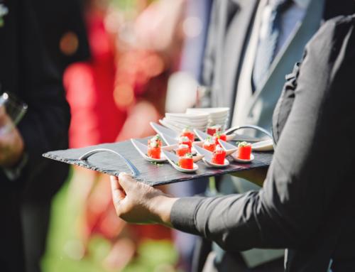 Vigilant nas empresas de catering e restauração social