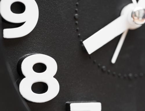 ¿Qué debes tener en cuenta a la hora de implementar un software de control horario?
