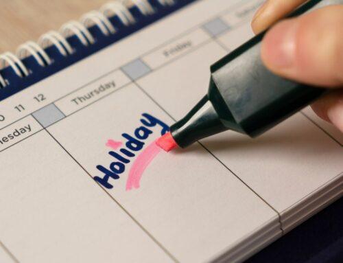 Control horario y vacaciones
