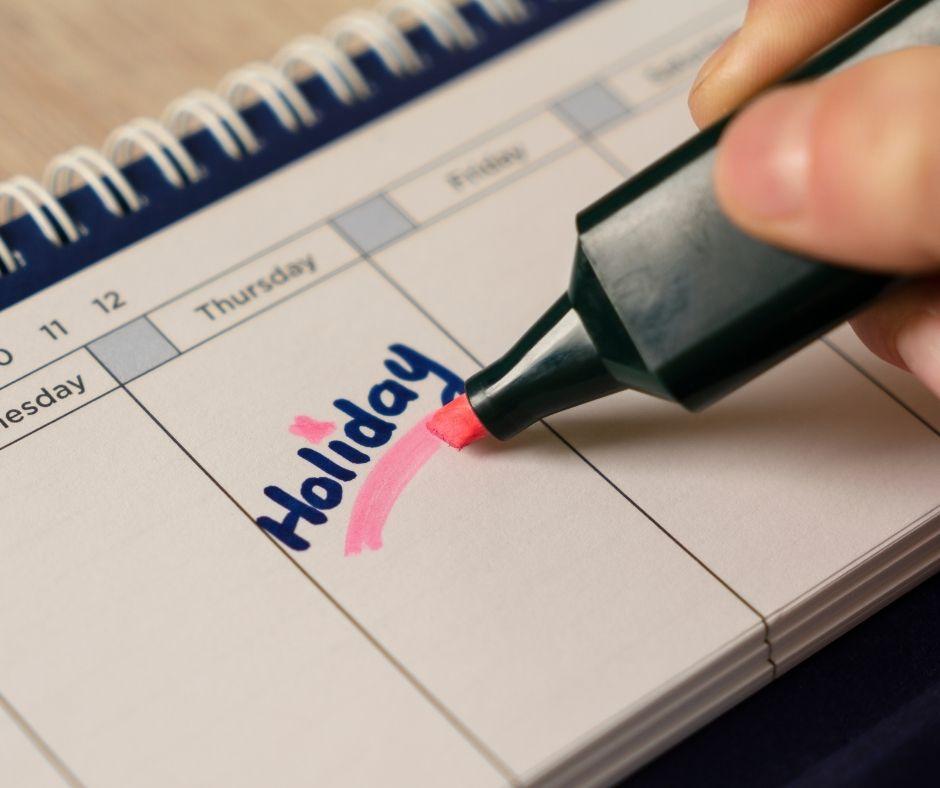 control horario - vacaciones - control jornada laboral - vigilant